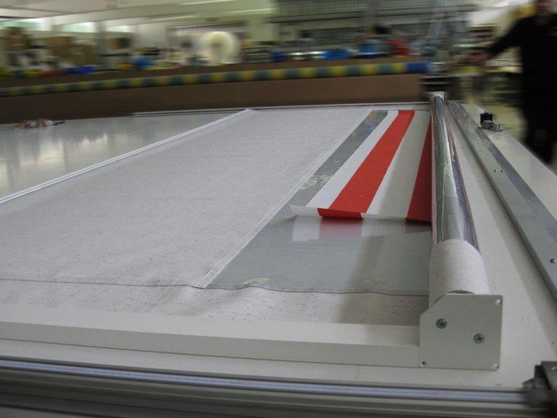 Folienfenster-Herstellung