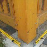 Typ 3.0 F1 Windriegel und klappbarer Bodenöse