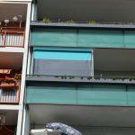 Balkon- etterschutzrollo Typ 3.3