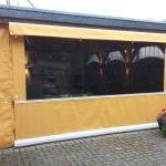 Carport Wetterschutz