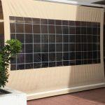 Folienfenster mit Sprossenfolie