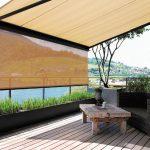 Sichtschutzmarkise Textilscreens