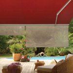 Textilscreens Sunvision