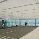 Blendschutz Terrasse
