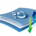 Funktionstextil - atmungsaktiv und wasserabweisend